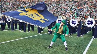 2016 Notre Dame Irish Invasion