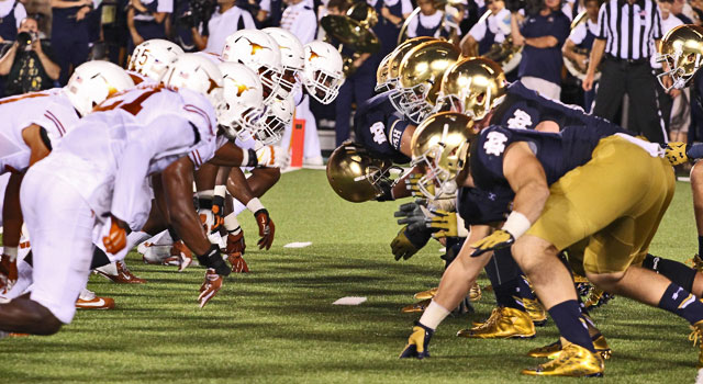 Ranking each game on the 2016 notre dame football schedule - Notre dame football wallpaper ...