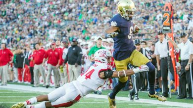 Equanimeous St. Brown - Notre Dame WR