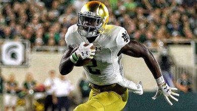 Dexter Williams - Notre Dame RB