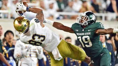 Notre Dame WR Chase Claypool