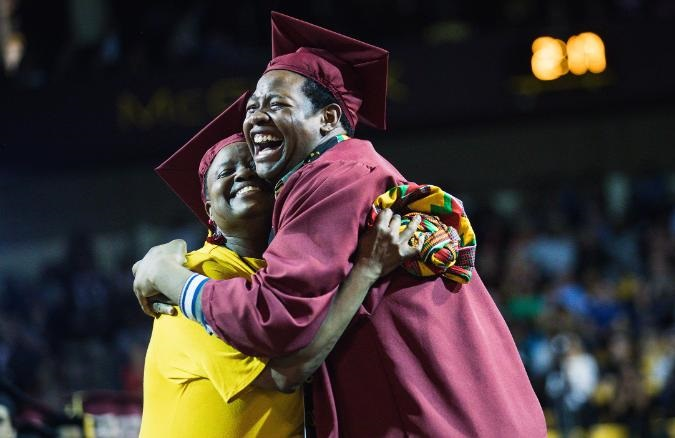 A Mother Skipped Her Graduation to Attend Her Son's and This is What The University Did