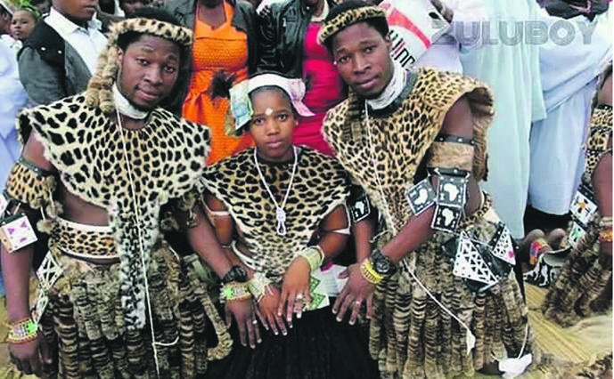 Meet Twin Brothers Married To One Woman