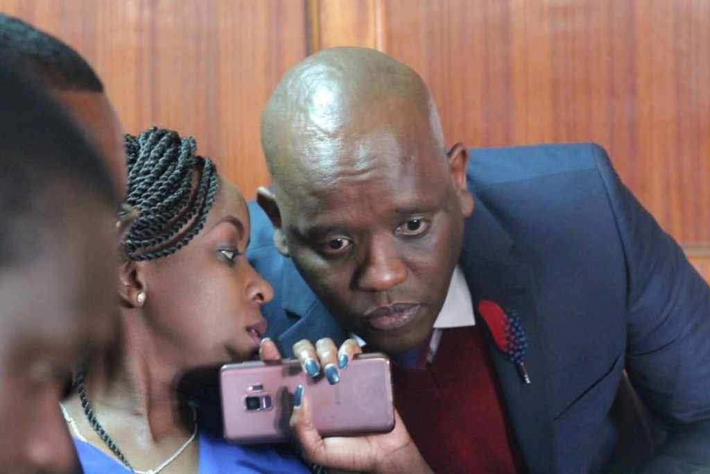 I Have Video and Audio Evidence of How They Plan to Assassinate DP Ruto – Denis Itumbi Reveals