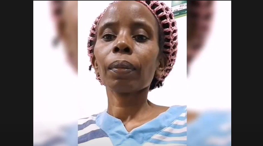 Kenyan domestic worker Rahab Njeri Wachira who controversially died in Saudi Arabia on 14 June 2020