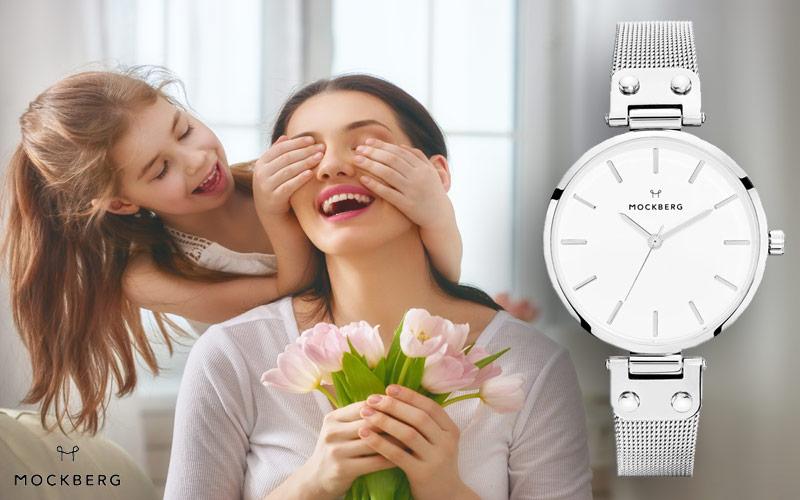 Mockberg Uhr zum Muttertag verschenken!