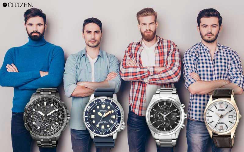 Die Marke der Woche: Citizen Uhren