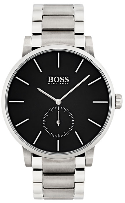 Eine Armbanduhr BOSS 1513501