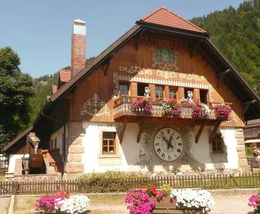 Bayrische Hütte