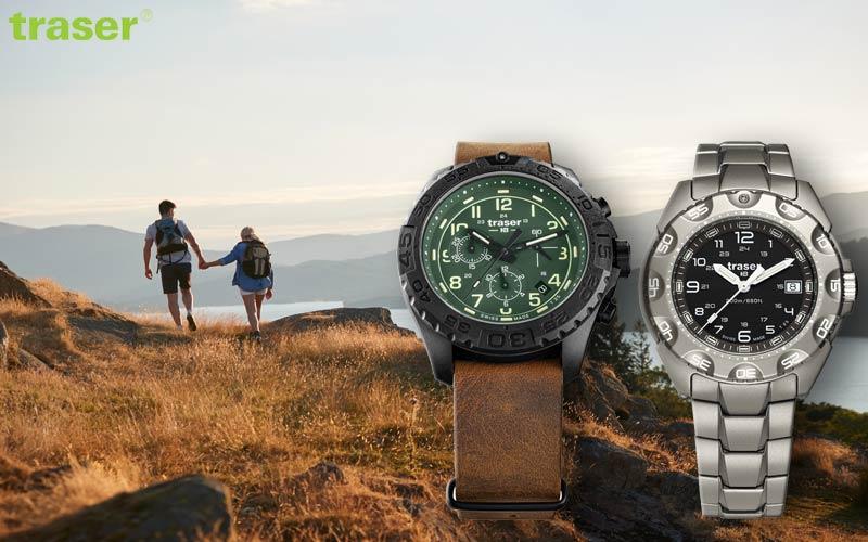 Traser Armbanduhren Neuheiten