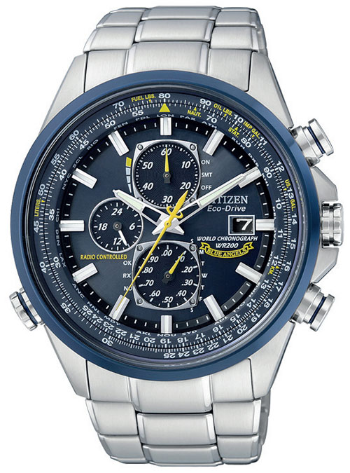 GPS-Armbanduhren Citizen AT8020-54L