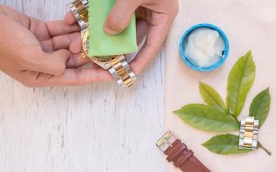 Pflegehinweise für Ihre Armbanduhr