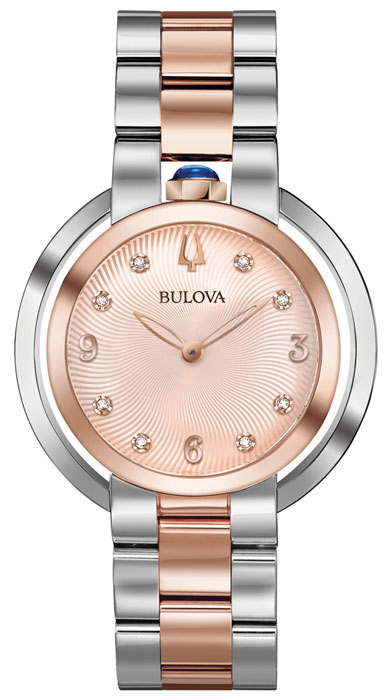 Bulova 98P174 Armbanduhren