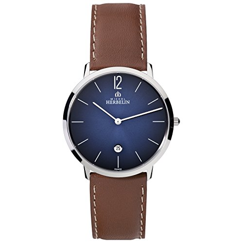 Michel Herbelin Unisex Erwachsene-Armbanduhr 19515/15