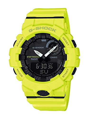 G-Shock G-Squad Bluetooth Connected horloge GBA-800-9AER