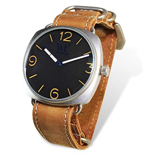 Wartime Uhr Gamma Marina Real Italian (historische Replik Uhr Taucher italienische Spione dem Zweiten Weltkrieg)