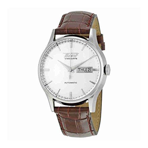 Tissot Herren-Armbanduhr VISODATE T0194301603101