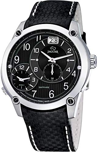 Jaguar Dual Time Herrenuhr J630/G