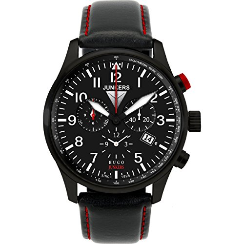 Junkers Uhr 6680-2R Hugo Junkers