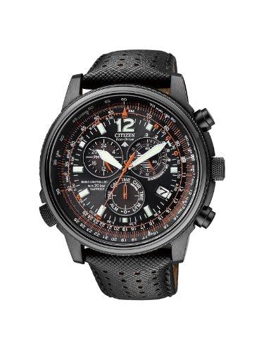 Citizen Herren-Armbanduhr Promaster Sky Chronograph Quarz AS4025-08E