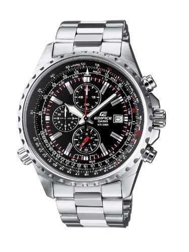 Casio Edifice Herren-Armbanduhr Analog Edelstahl – EF-527D-1AVEF