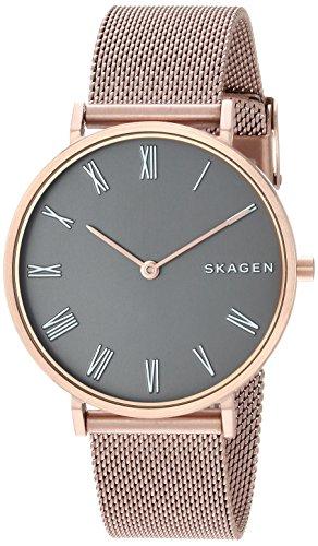 Skagen Damen Analog Quarz Uhr mit Edelstahl Armband SKW2675