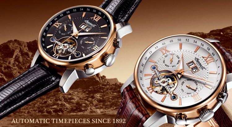 Die Besten Ingersoll Uhren Mit Automatikuhrwerk Und Retro Design