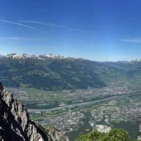 Blick vom Alpspitz