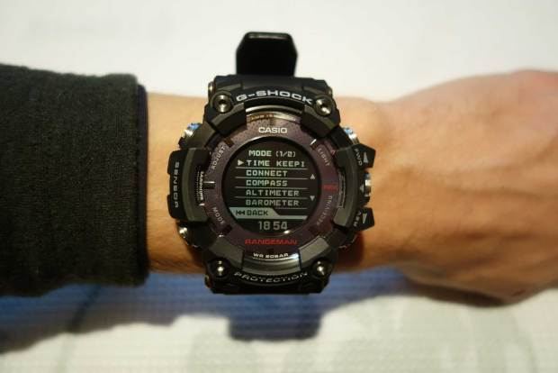 Rangeman Mode Menu 2