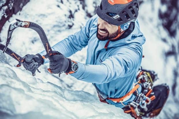 Vertix iceclimbing image