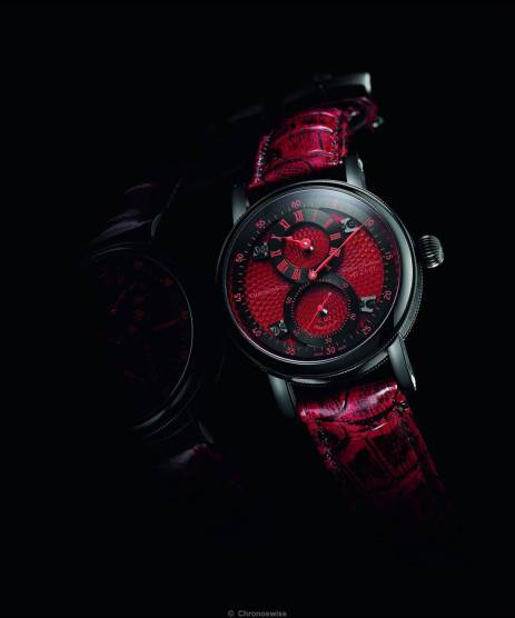 Chronoswiss > Flying Regulator Red Passion > Charity-Versteigerung ONLY WATCH