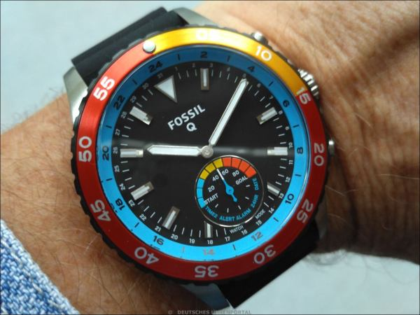 FOSSIL : Q-Crewmaster