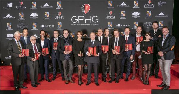 GPHG 2016 > 16. GRAND PRIX D'HORLOGERIE DE GENEVE ( GPHG )