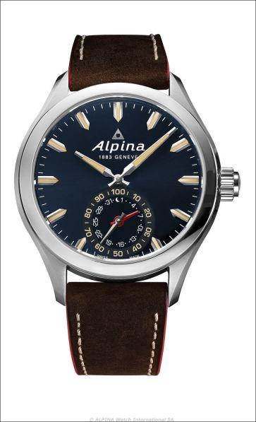 Alpina >Horological Smartwatch > Ref.AL-285NS5AQ6
