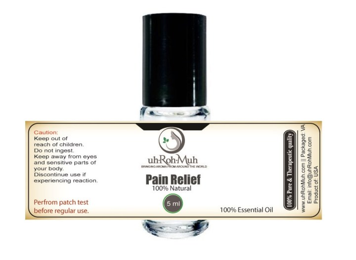 Pain relief treatment