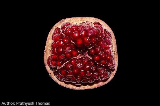 Pomegranate Seed Virgin