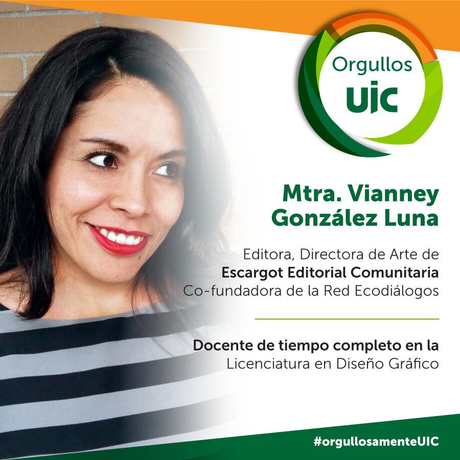 Vianney González