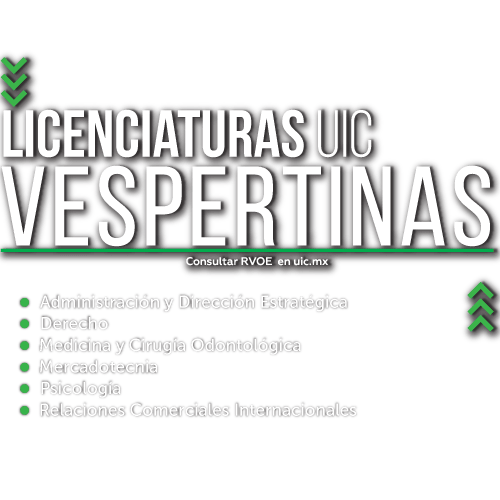 Universidad Intercontinental | Licenciaturas Turno Vespertino