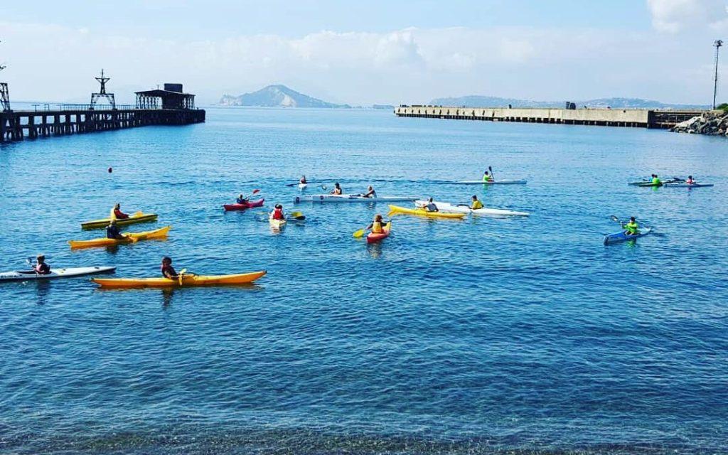 Kayak Circolo Ilva