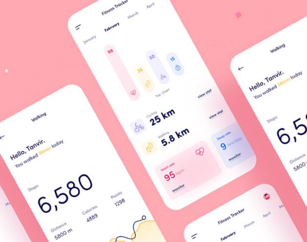 Fitness Tracker App Free