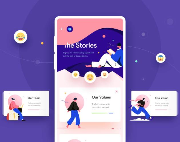 The Stories App Free