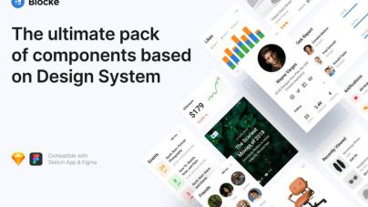 Blocke Social UI Kit Free