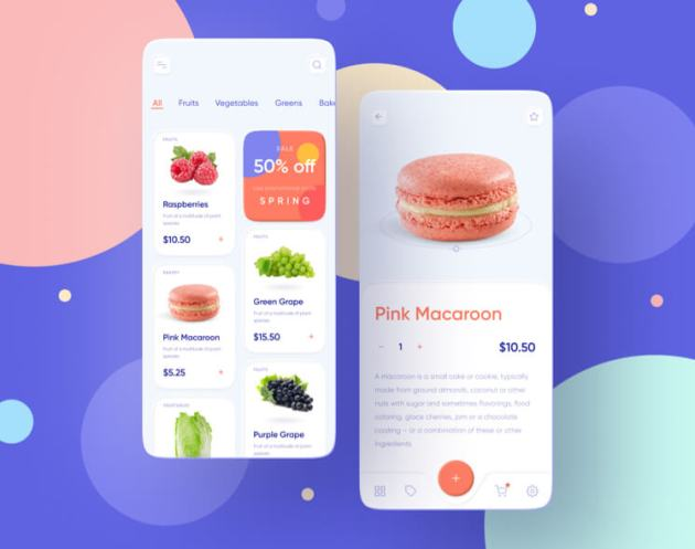 Foodstuffs Shopping App Free