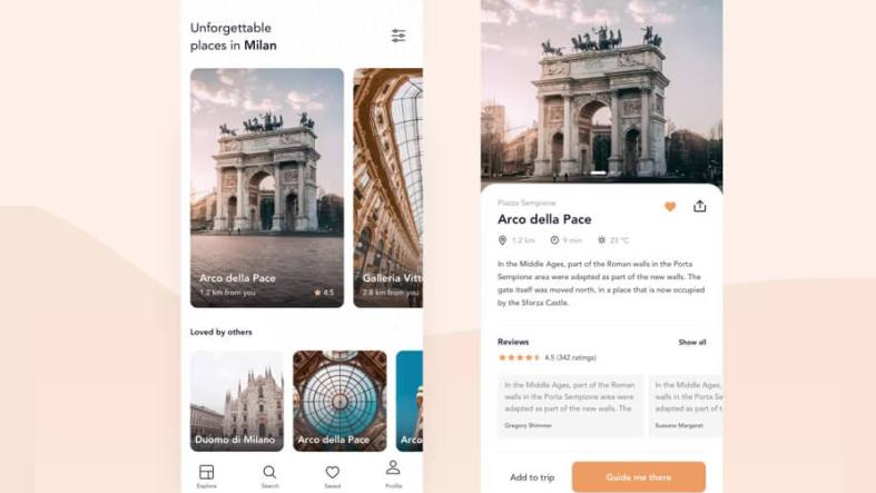 Sightseeing Travel App Free