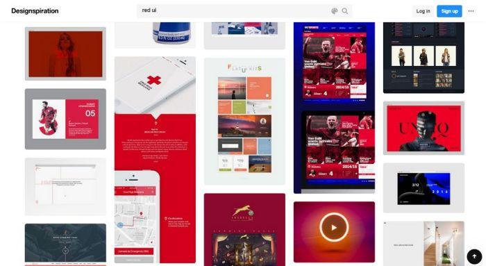 15. Design Inspiration - UI Freebies