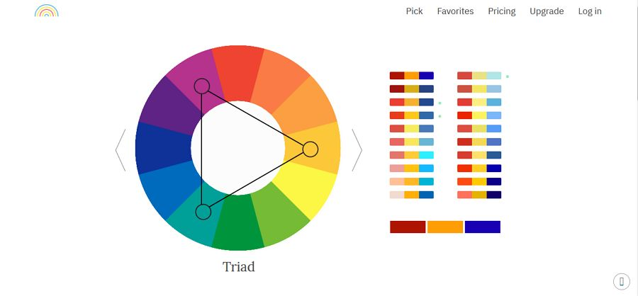 5. Color Supply - UI Freebies