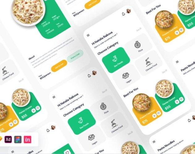 Food Ordering App Free
