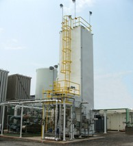 Nitrogen generation plant operated by UCG supplying a specialty chemicals complex