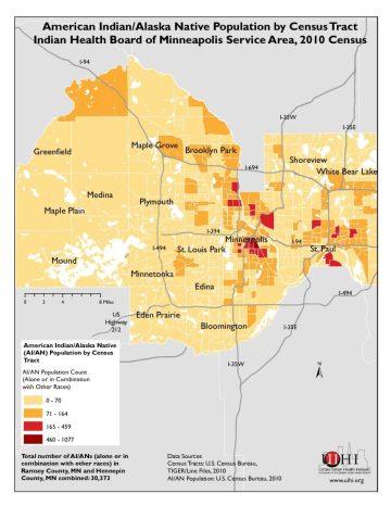 Minneapolis – Urban Indian Health Institute