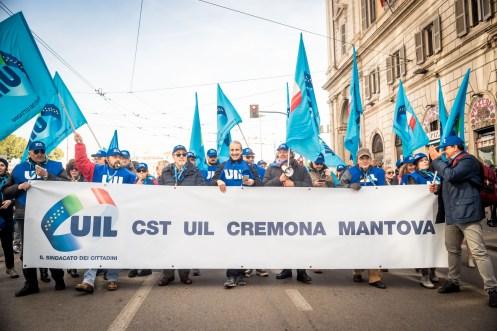 Manifestazione UIL - Roma - Febbraio 2019 -6337